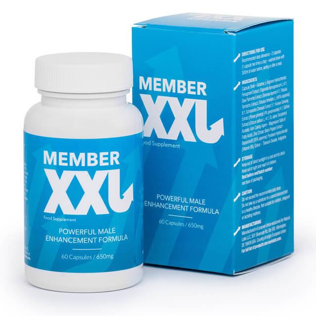 Member XXL pastile marirea penisului