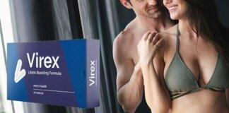 virex pastile erectie