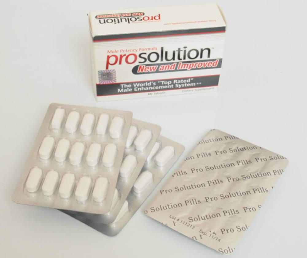 ProSolution pilule